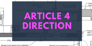 What is an Article 4 Direction