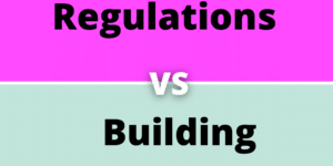 Building Regulations vs Building Control