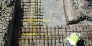 What gets checked during building control inspections