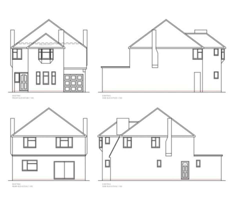 Architecture Surrey Floor Plan